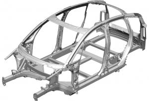 Audi-A2-frame
