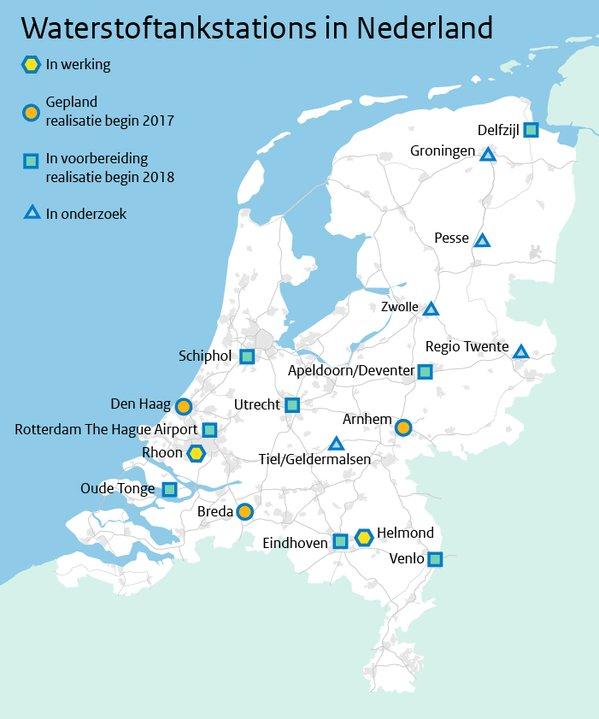 HRS in Nederland 2016