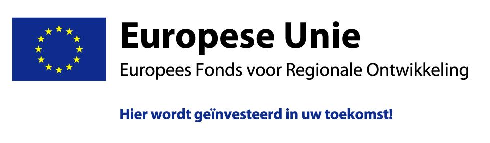EFRO logo tekst ernaast